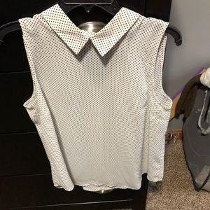 Brand New high neck blouse